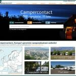 Camper Contact App - Winnaar Campermarkt Award 2015