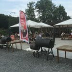 Durbuy adventure - Verbreding horeca met barbecue