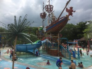 Sentosa Beach Waterpark