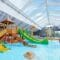 Co-creation of unique swimming facilities at holiday resort