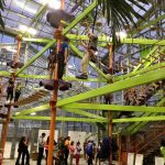 Indoor Zipline Wilsons Lifestyle Centre